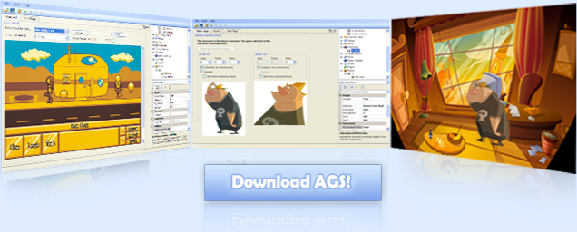 Adventure Game Studio - Game design download