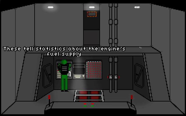 Screenshot of Infection - Episode 1 - The Ship