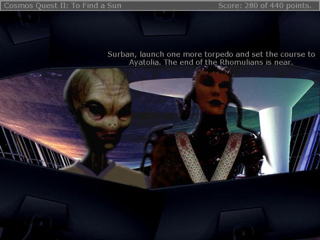 Screenshot 2 of Cosmos Quest II width=