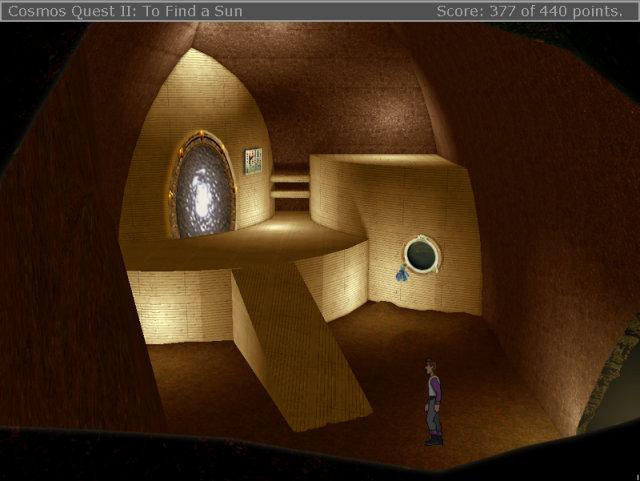 Screenshot 3 of Cosmos Quest II