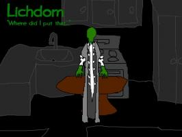 Screenshot 1 of Lichdom -