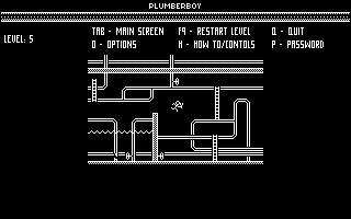 Screenshot of PlumberBoy