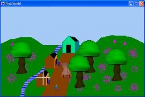 Screenshot 1 of Flux World