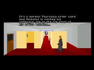 Screenshot of Nicholas Wolfe Part I: Framed - Demo