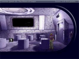 Screenshot 1 of Cosmos Quest III