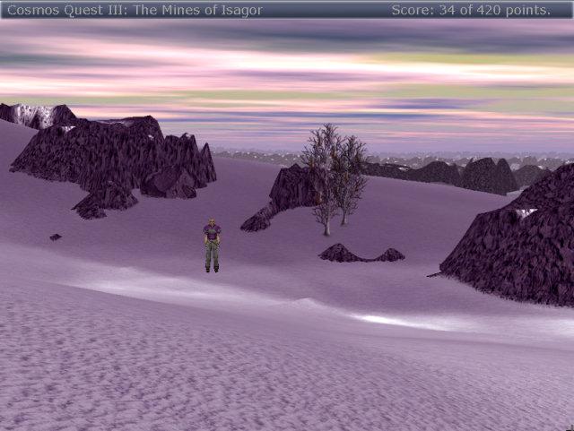 Screenshot 2 of Cosmos Quest III