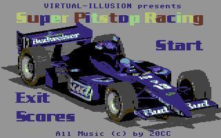 Screenshot 1 of Super Pitstop Racing