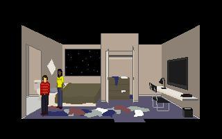 Screenshot 1 of The Vacuum