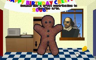 Screenshot 1 of Good Morning, Mister Gingerbread