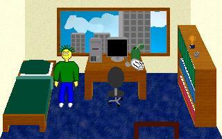 Screenshot of Smiley's Quest