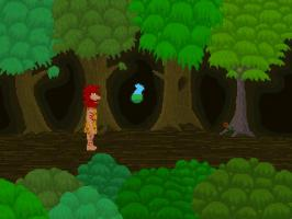Screenshot 1 of Erk: Aventures in Stone Age Real Estate