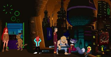 Screenshot 1 of Adventure: The Inside Job