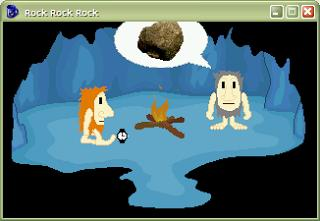 Zoomed screenshot of Rock, Rock, Rock