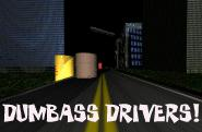 Zoomed screenshot of Dumbass Drivers! DEMO