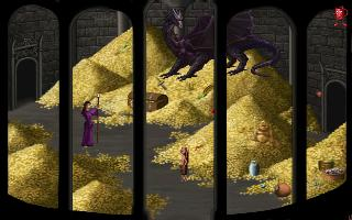 Screenshot of Quest For Yrolg