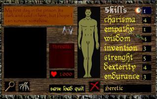 Screenshot 1 of Medieval Prisoner