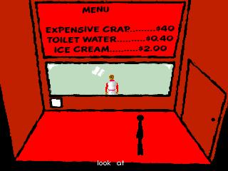 Screenshot of Sticky the Stickfigure Part 1: The Crimson House
