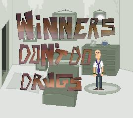 Screenshot of Winners Don't Do Drugs