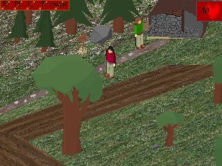 Zoomed screenshot of Kingdom Legend