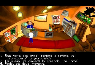 Screenshot of The Curse of Life
