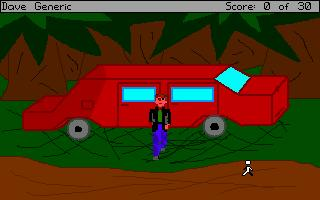 Screenshot of Dave Generic