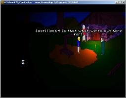 Screenshot 1 of The Vestibule (demo)