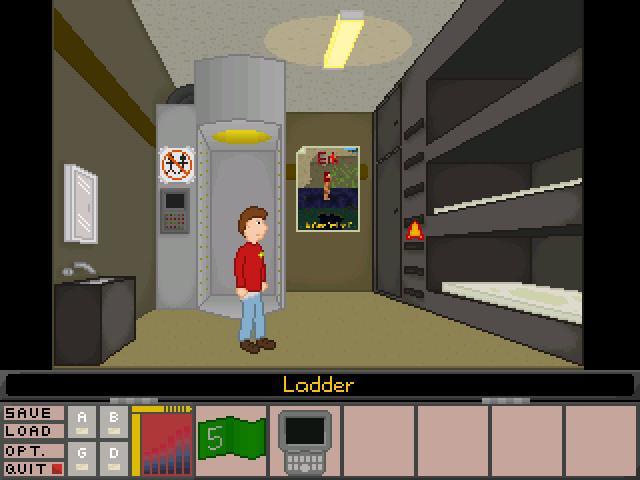 Screenshot of Breakdown
