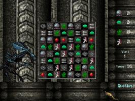 Screenshot 1 of Alien : Puzzle Invasion