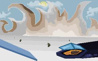 Screenshot 1 of Towel Day - H2G2 Based Game