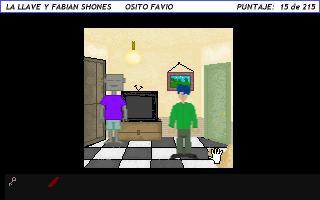 Screenshot 1 of La Llave y Fabian Shones