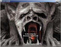 Screenshot 1 of Dante's Divine Comedy (a.k.a. Dante's Inferno)
