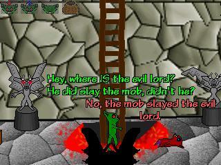 Screenshot of Minor Minion