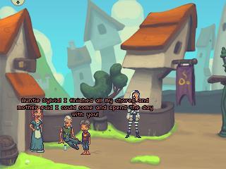 Screenshot of Awakener