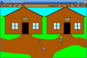 Screenshot 1 of The Legend of Seth the Bard