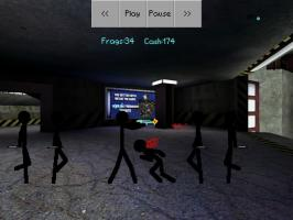 Screenshot 1 of Platform Horde Arcade Game