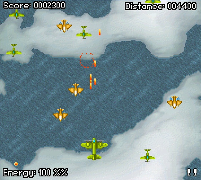Screenshot 2 of Aeronuts width=