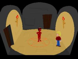 Screenshot 1 of NecroQuest 1. Deluxe