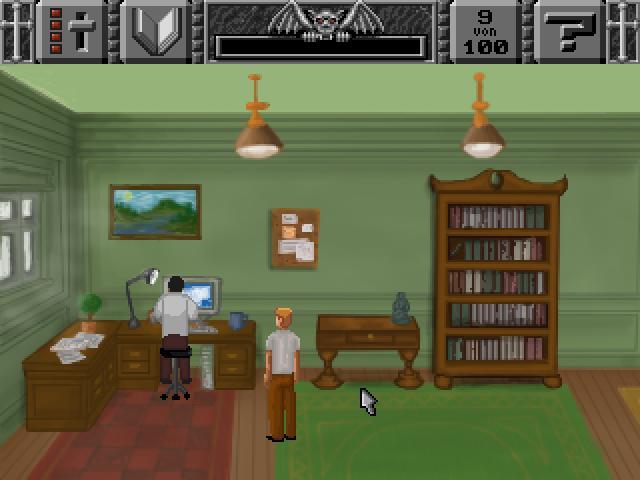Screenshot 1 of John Sinclair- Voodoo in London (Old Demo)