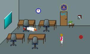 Zoomed screenshot of FBI Quest