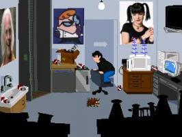 Screenshot 1 of Matt to the Future (demo)