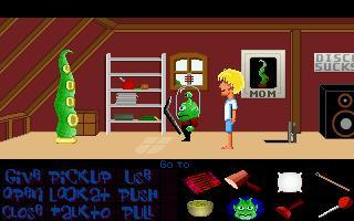 Screenshot 1 of Maniac Mansion Mania - Episode 16: Return of the Meteor