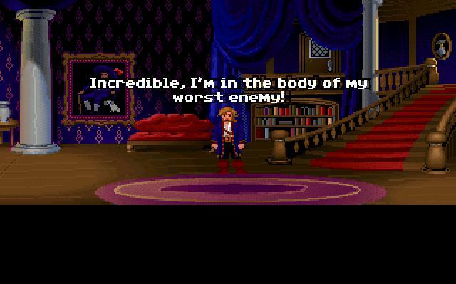 Zoomed screenshot of Inside Monkey Island: 2nd chapter
