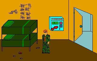 Screenshot of Soldier of Misforune