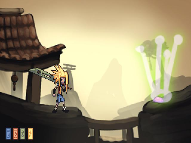 Screenshot of Oceanspirit Dennis: Scourge of the Underworld