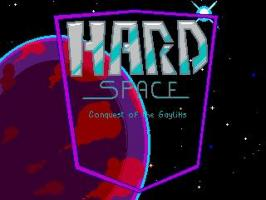 Screenshot 1 of Hard Space: Conquest of the Gayliks!