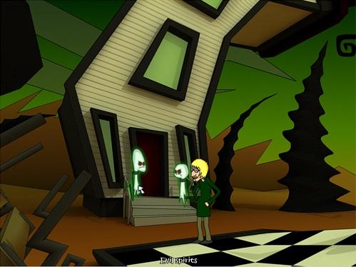 Screenshot of Death - Episode One