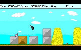 Screenshot 1 of Kitten Adventures