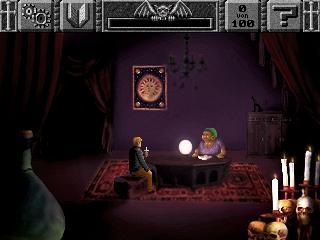 Screenshot of John Sinclair- Voodoo in London(new Demo)