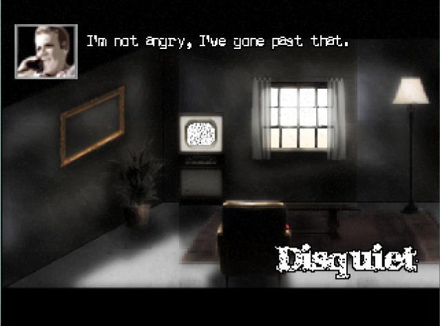 Zoomed screenshot of Disquiet