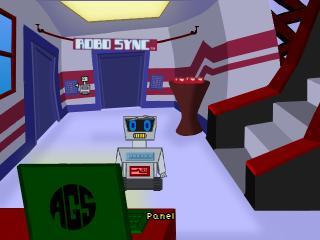 Zoomed screenshot of Robolution